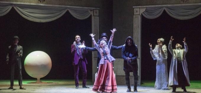 Dostoevskij, un giocatore al Teatro Bellini