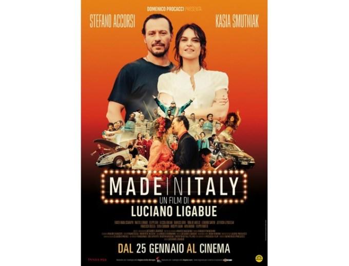 Made in Italy. Il nuovo film di Ligabue è già un successo!