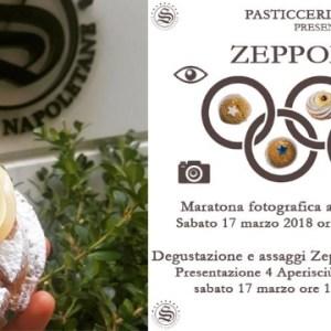 Zeppoliadi, una maratona fotografia ai quartieri spagnoli