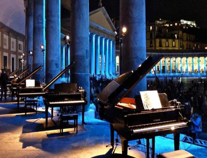 Piano City Napoli, inaugurata la rassegna di concerti