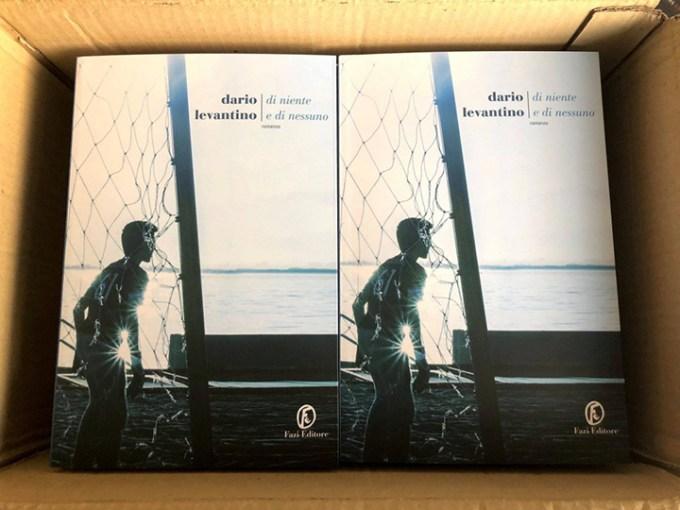 Di niente e di nessuno di Dario Levantino, un romanzo della Fazi Editore