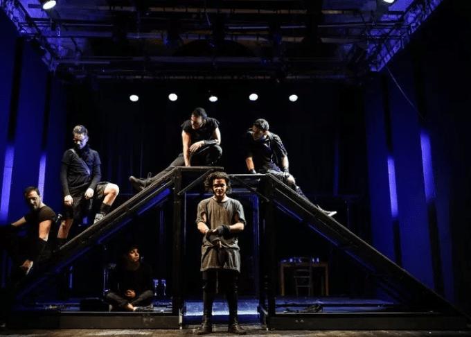 La paranza dei bambini al Teatro Trianon Viviani