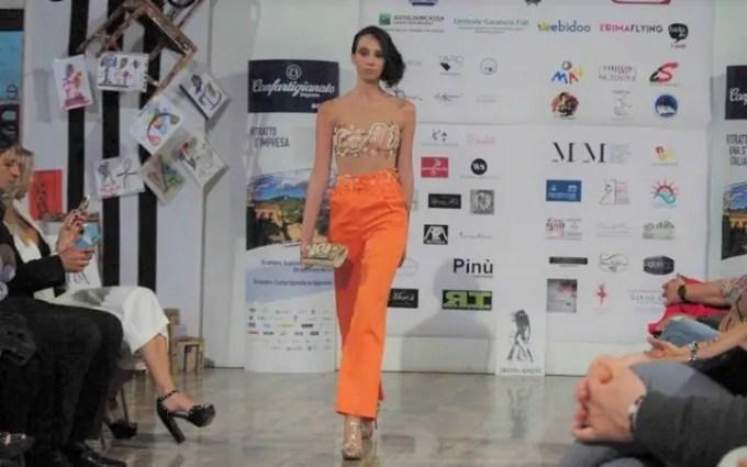 Sfilata Moda all'Ombra del Vesuvio al MAV di Ercolano: tra sogni e tulle