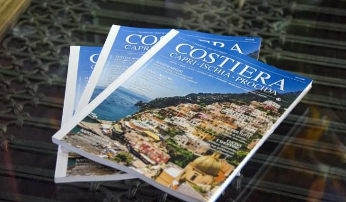 I quaderni di Marcopolo: la nuova guida è sulle coste amalfitane, Capri, Ischia, Procida