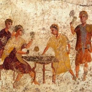 Il gioco d'azzardo nelle tradizioni antiche. Anche i latini amavano scommettere!