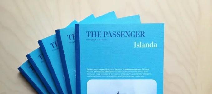 the Passenger - Islanda, il primo volume