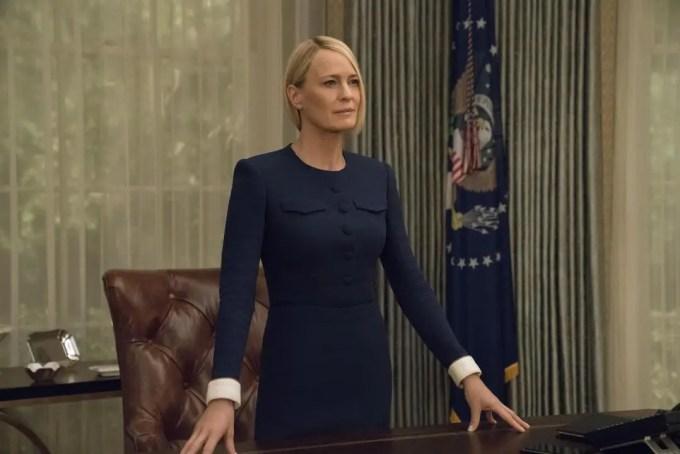 House of Cards, l'ultima stagione segna il turno di Claire