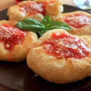 pizzetta fritta