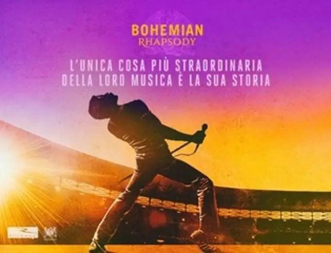 Bohemian Rhapsody. La Leggenda torna a splendere