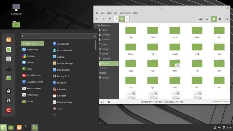 Cinque distribuzioni Linux per principianti: Linux Mint 19.1