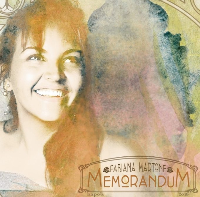 Memorandum: nuovo album di Fabiana Martone | Intervista