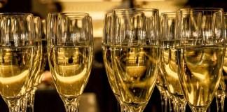 spumante champagne