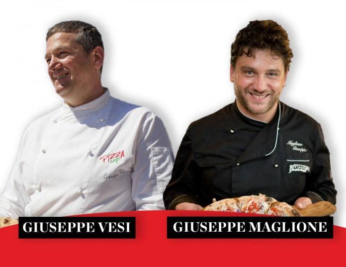Giuseppe Vesi e Giuseppe Maglione