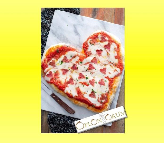 cuore di pizza