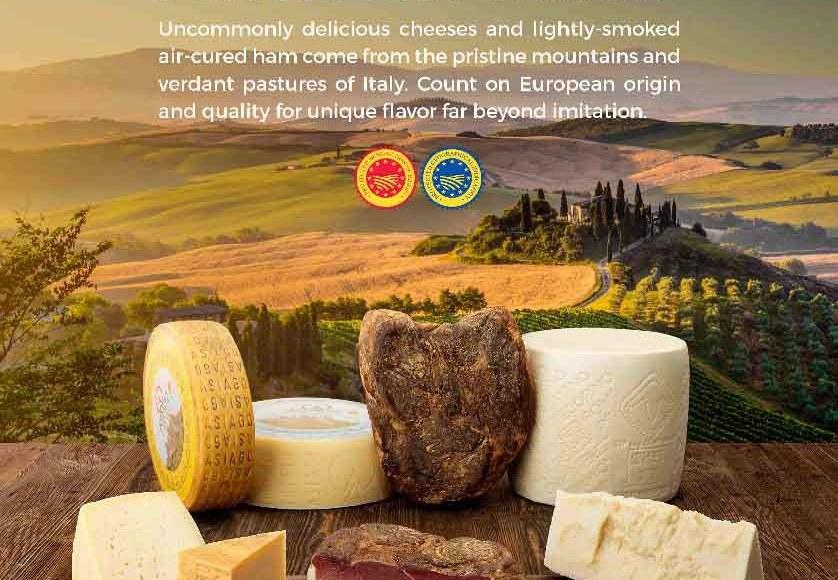 Uncommon flavors of Europe