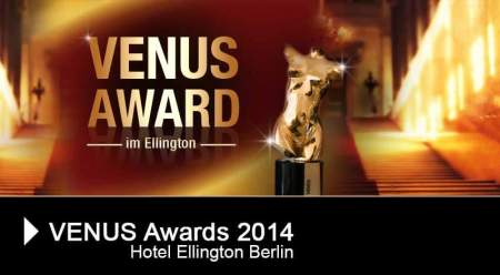 VENUS Award 2014