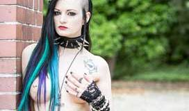 Alissa Noir | Gothic Porn Girl | Eronite.com