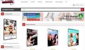 Porno DVD online bestellen im Eronite Versand Shop