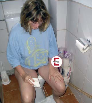 Das Geständnis: Gefickt für 'ne Rolle Klopapier / Toilettenpapier