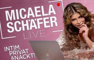 Intim, privat und nackt: Micaela Schäfer live