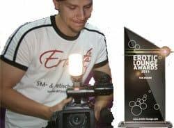 Erotic Lounge Award | Tim Eronite