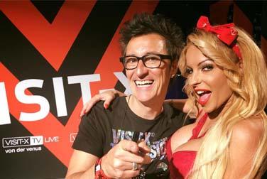 Visit-X.tv Live von der Venus 2017 - Conny Dachs, Micaela Schäfer, Biggi Bardot