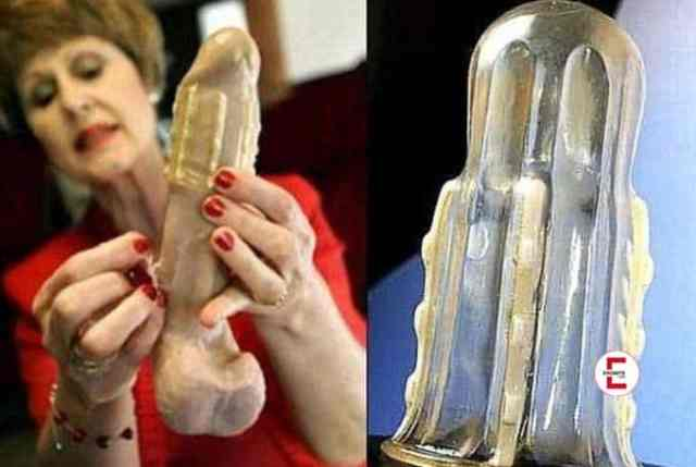 The condom of horror: Rapex protects women
