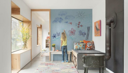 For the parents whose kids draw on walls  room service 360