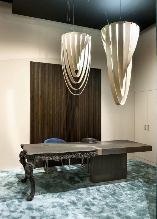 Evo Desk by Ferruccio Laviani for Emmemobili  room