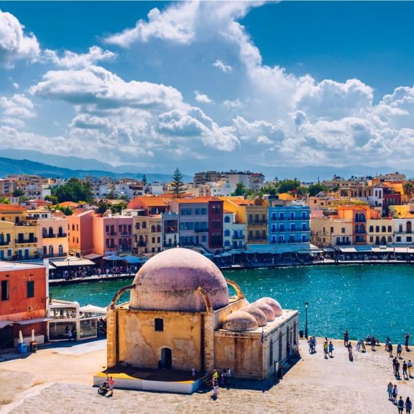 Celebrating love the Greek way: Athens, Santorini & Chania (Crete)