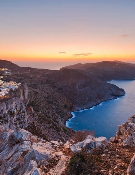 10-Day trip to Athens, Folegandros & Santorini