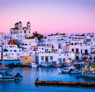 Rushing in the Cyclades: A trip to Athens, Paros & Santorini