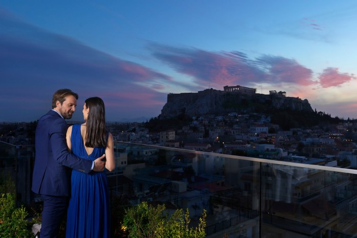 Living it up in the big cities: Athens & Thessaloniki