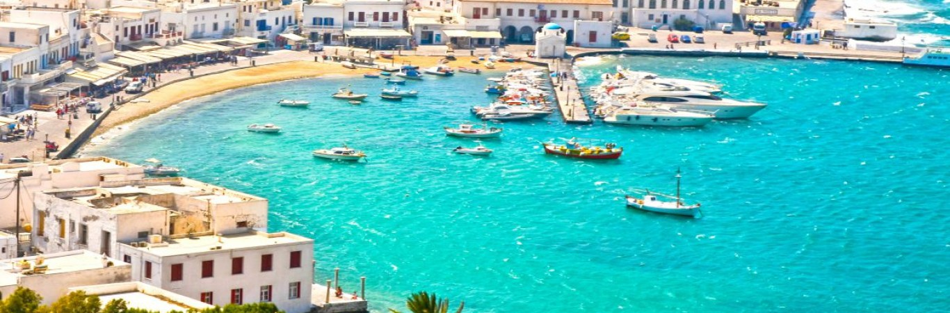 The Ideal Beaches for Couples in Mykonos