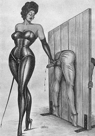 stables femdom whipping