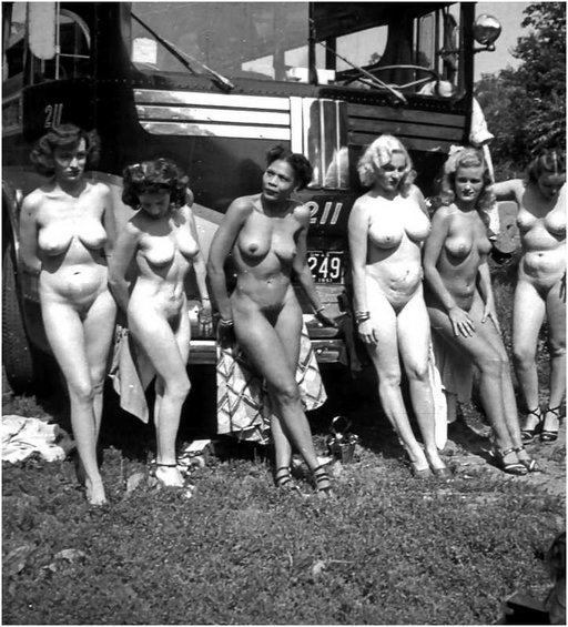 4 Responses To The Bus To Nudist Camp