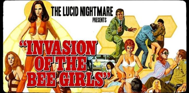 Invasion of The Bee Girls (1973) Watch Online