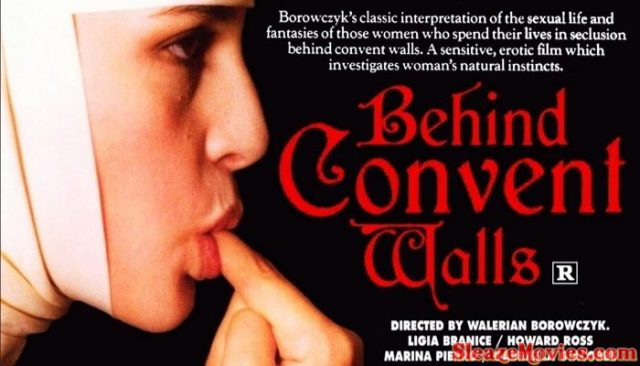 Behind Convent Walls (1978) watch nunsploitation
