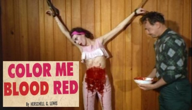 Color Me Blood Red (1965) watch online