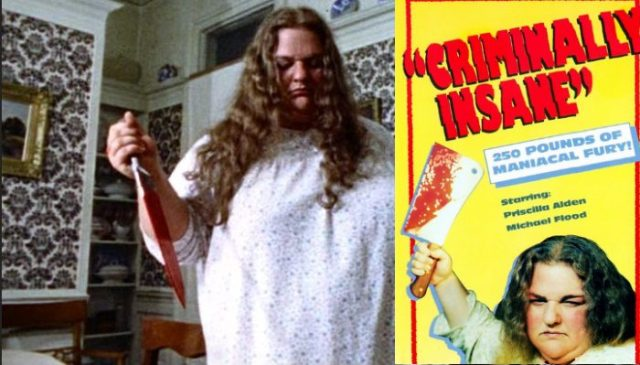 Criminally Insane (1975) watch online cult horror