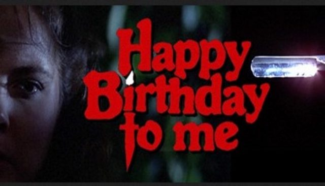 Happy Birthday to Me (1981) watch online