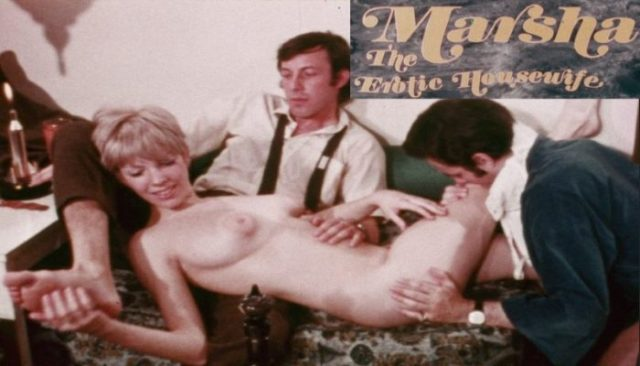 Marsha The Erotic Housewife (1970) watch online
