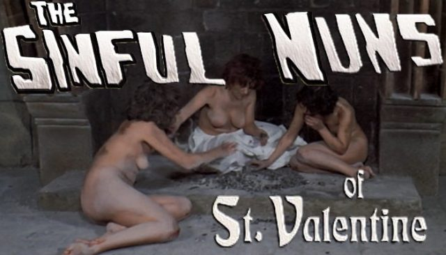 The Sinful Nuns of Saint Valentine (1974) watch online