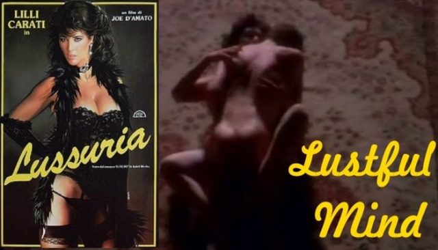 Lustful Mind (1986) watch incest SoftCore
