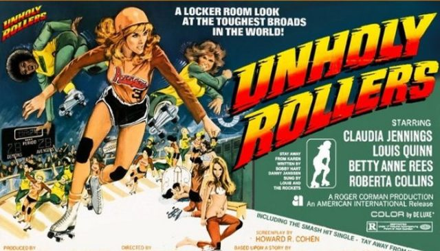 Unholy Rollers (1972) watch online
