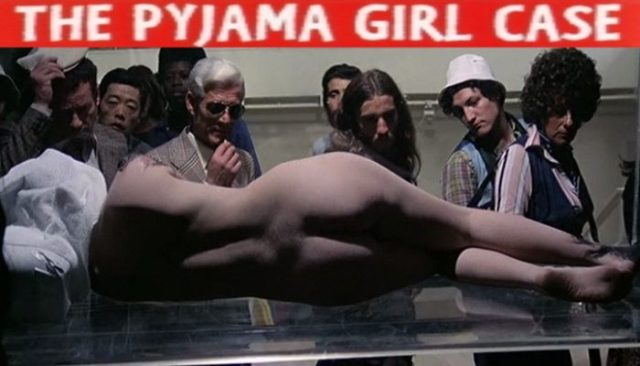 The Pyjama Girl Case (1977) watch online