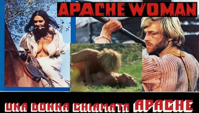 Apache Woman (1976) watch UNCUT