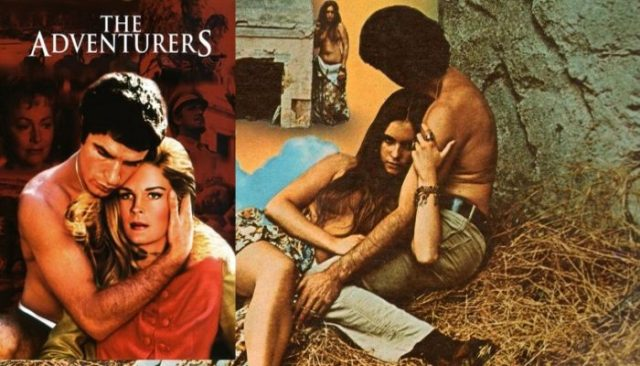 The Adventurers (1969) watch online