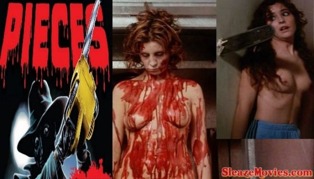 Pieces (1982) watch online slasher