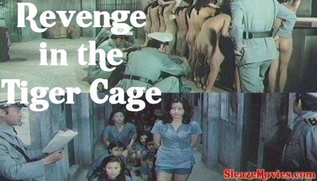 Revenge in the Tiger Cage (1976) watch online